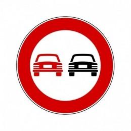 Segnale stradale DIVIETO DI...