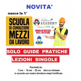 Pacchetto 20 ORE - Guide...