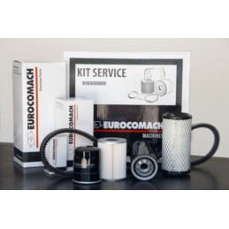 KIT FILTRI EUROCOMACH 1000h...