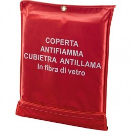 COPERTA ANTIFIAMMA DI...