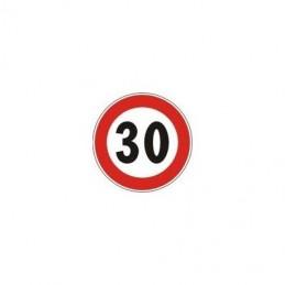 Segnale stradale Disco 40...