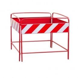 Barriera di recinzione per...