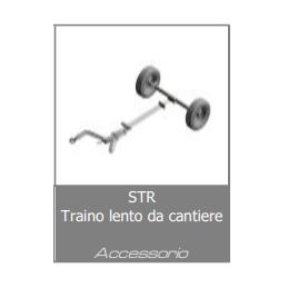 TRAINO LENTO DA CANTIERE...