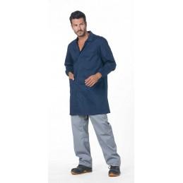 Camice da lavoro uomo blu...