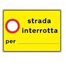 Segnale stradale per...