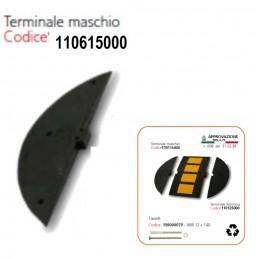 Terminale MASCHIO per...