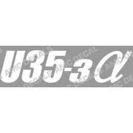 DECALCOMANIA U35.3 alpha...