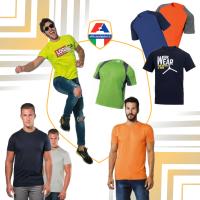 T-shirt da Lavoro 100% Cotone - Officine Fabbri