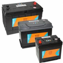Batterie originali - Officine Fabbri