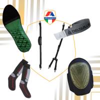 Solette, Calze e Accessori per Scarpe da Lavoro - Officine Fabbri