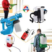 attrezzature per sanificazione