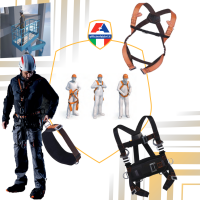 Imbracature di Sicurezza e kit