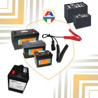 batterie avviamento e trazione