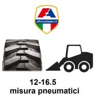 12-16.5 misura pneumatici