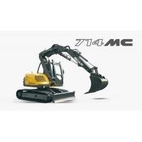 714 mc - escavatore mecalac